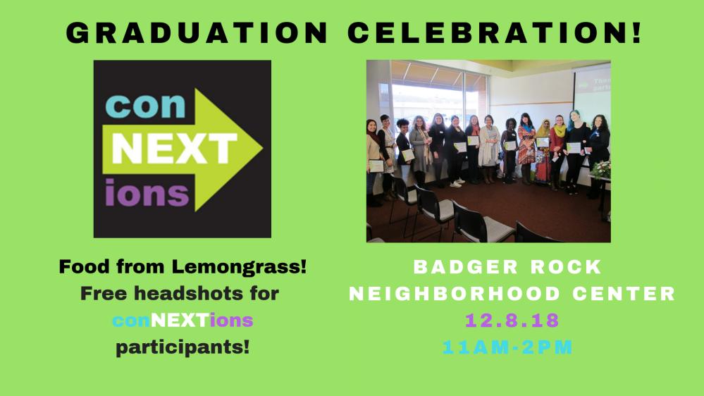 graduation celebration 2018