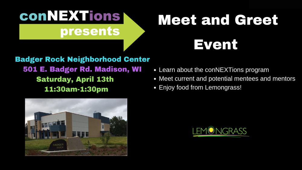 conNEXTions meet and greet