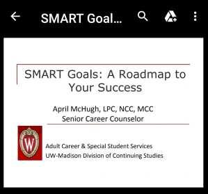 SMART Goal 2