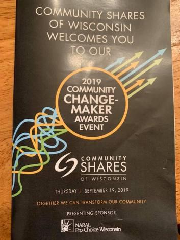 Change Maker Award 3