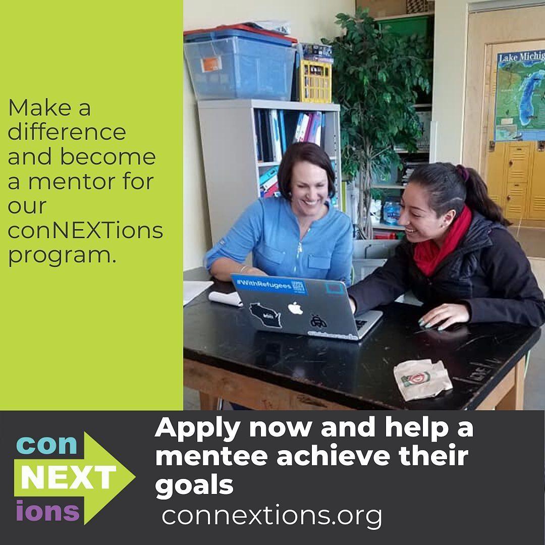 mentor recruitment image